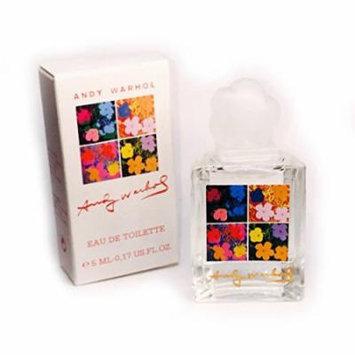 Andy Warhol for Women Eau-de-toilette Mini Splash, 0.17-Ounce