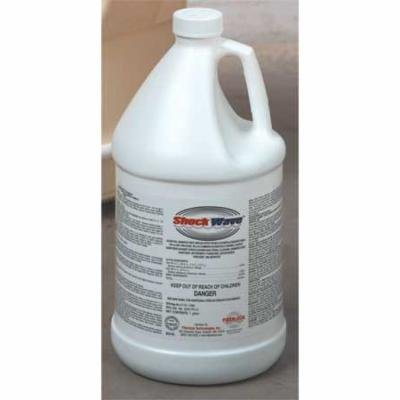 FIBERLOCK TECHNOLOGIES 8310-1-C4, Cleaner and Disinfectant, Fresh Linen