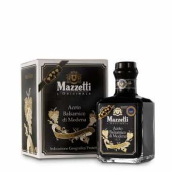 Mazzetti Antica Modena 4 Leaves Balsamic Vinegar of Modena PGI - 8.45 oz