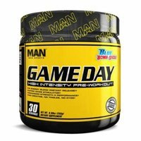 MAN Sports Game Day, Blue Bomb-Sicle, 30 Servings