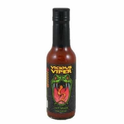 Vicious Viper Hot Sauce (Pack of 3)