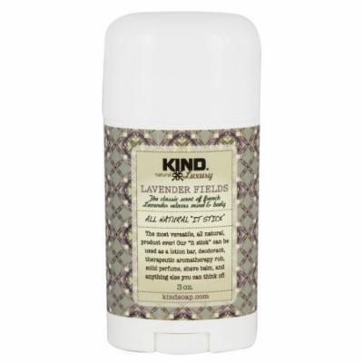 Kind Soap Co. - Luxury It Stick Lavender Fields - 3 oz.