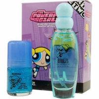 Powerpuff Girls Bubbles By Warner Bros For Women. Set-edt Spray 1.7 oz & Roll On Glitter 1 oz