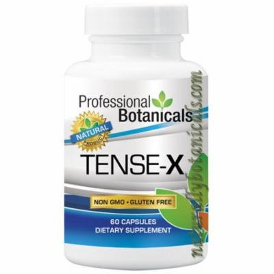 Professional Botanicals Tense-X 60 caps