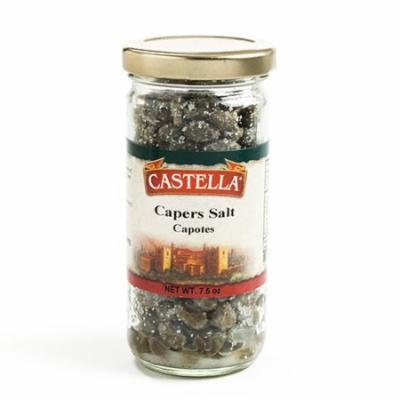 Greek Capote Capers in Sea Salt