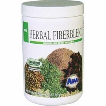 AIM Herbal Fiberblend Unflavored 13oz Powder to maintain regular bowl movements, healthy cholesterol, & blood sugar