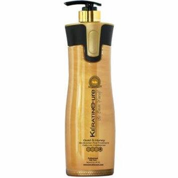 Keratin Cure Gold & Honey Bio-Brazilian Sulfate Free Daily Conditioner 960ml/32floz