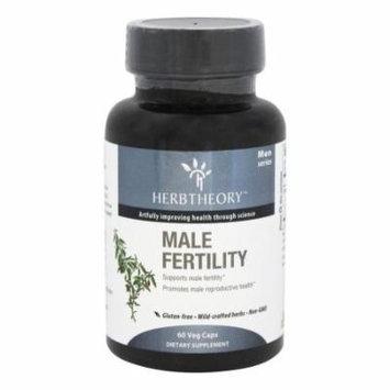 HerbTheory - Men Series Male Fertility - 60 Vegetarian Capsules