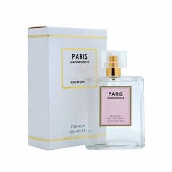 Paris Mademoiselle by Sandora Fragrances for Women Eau de Parfum Spray 3.4 Ounce