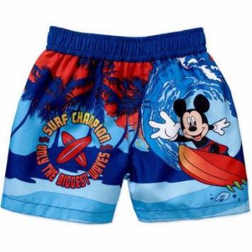 Mickey Mouse Newborn Baby Boy Boy Swim Trunks