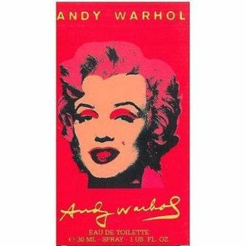 Andy Warhol Red 1.0 Fl. oz. Eau De Toilette Spray Women by Andy Warhol