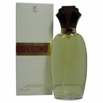 Design By Paul Sebastian For Women. Fine Parfum Spray 3.4 Oz.