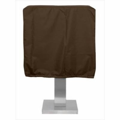 Weathermax Pedestal Barbecue Cover - Chocolate
