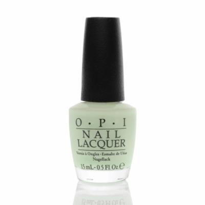 OPI Nail Lacquer, OPI Soft Shades Pastel Collection, This Cost Me A Mint T72 0.5 Fluid Ounce