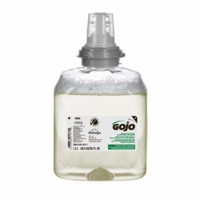 GOJO TFX Refill, 5665-02 - Fragrance Free Advanced Green Certified Foam Hand Wash (1200 mL) - 2 Pack