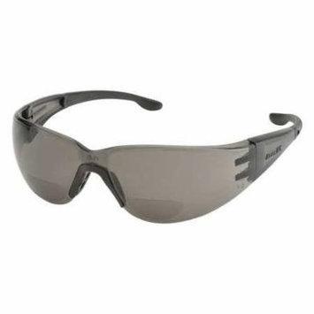 ELVEX RX-401G-1.0 Reading Glasses, +1.0, Gray, Polycarbonate