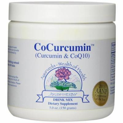 Ayush Herbs CoCurcumin Drink Mix 5 oz