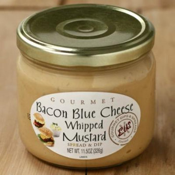 Bacon and Blue Cheese Mustard