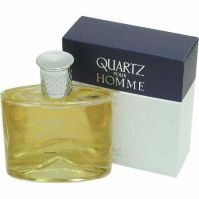 Quartz By Molyneux For Men. Eau De Toilette Spray 3.3 Ounces