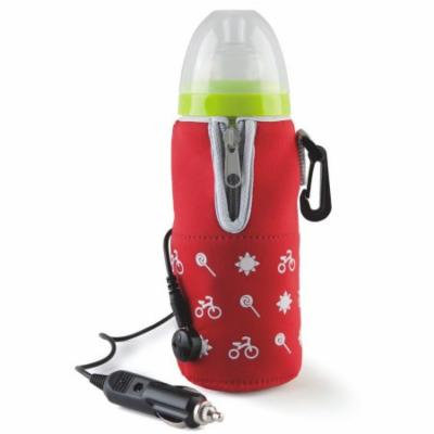 Baby- Milk Bottle Warmer for the Car cigarette adapter (color may very)