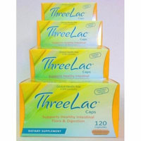Threelac Caps Probiotic Capsules 4pk