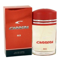 CARRERA RED by Vapro for Men EAU DE TOILETTE SPRAY 3.4 OZ