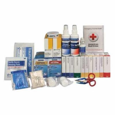 FIRST AID ONLY 90612 First Aid Kit Refill,75 People,335 Comp. G4448267