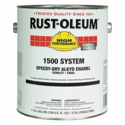 RUST-OLEUM 1545402 Speed Dry Enamel,566gL G4060351