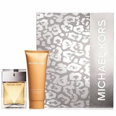 Michael Kors Gift Set for Women 2 pcs EDP Spray 1.7 oz & Body Lotion 3.4 oz