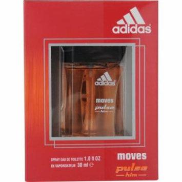 Adidas Moves Pulse by Adidas Eau De Toilette Spray 1 oz for Men
