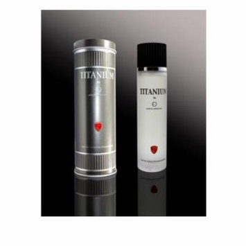 Titanium FOR MEN by Eclectic Collections - 3.4 oz EDT Spray