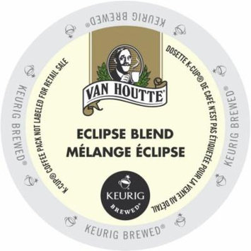 Van Houtte Eclipse Extra Bold Coffee, K-Cup Portion Pack for Keurig Brewers, 24 Count