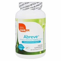 Zahler - Abreve - 180 Vegetarian Capsules