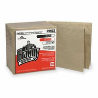 GEORGIA-PACIFIC 29922 Disposable Wipes, Paper, Brown