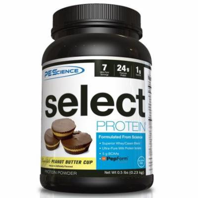 PEScience SELECT Protein Premium Blend, Chocolate Peanut Butter Cup, 7 Servings