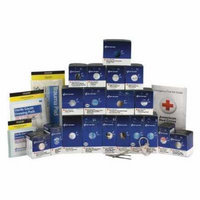 FIRST AID ONLY 90693 First Aid Kit Refill,50 People,289 Comp. G4448145