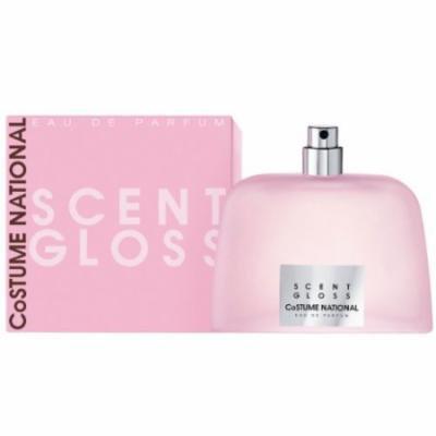 Costume National Scent Gloss By Costume National For Women. Eau De Parfum Spray 3.4 Ounces