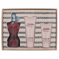 Jean Paul Gaultier by JPG, 3 Piece Gift Set for Women with EDP