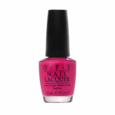 OPI Nail Lacquer, OPI Brights Collection, 0.5 Fluid Ounce - That's Berry Daring B36