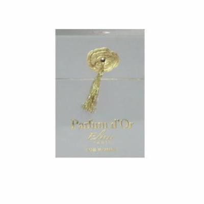 Parfum D'Or Elixir FOR WOMEN by Kristel Saint Martin - 3.3 oz EDP Spray