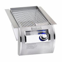 Fire Magic Echelon Diamond 32874-1 Built-In Searing Station with Side Burner
