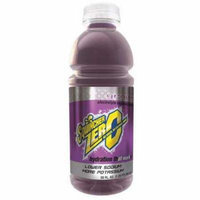 SQWINCHER 030803-GR Sugar Free Sports Drink,20 oz.,Grape G4050895