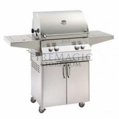 A430s5AAN62 Analog Style Stand Alone Grill - Natural Gas