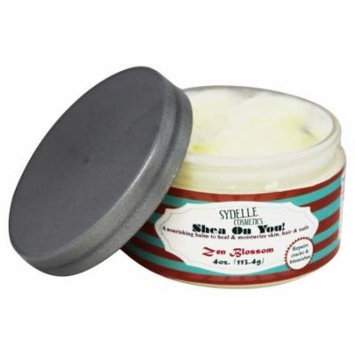Sydelle Cosmetics - Shea On You! Hair & Body Butter Zen Blossom - 4 oz.