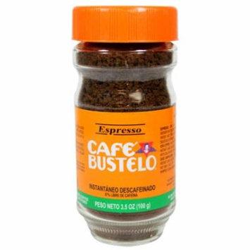 Bustelo Instant Decaffeinated Cuban Coffee 3.5 oz