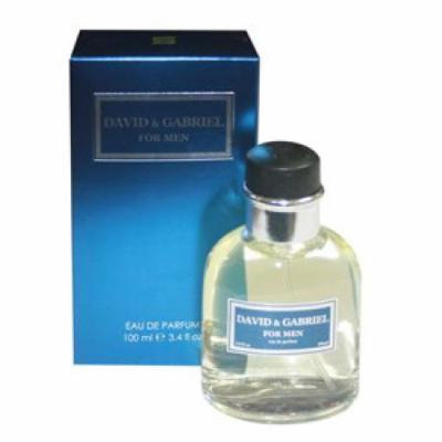 David and Gabriel 3.4oz. EDP Men Spray by Sandora