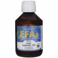 Swanson ecomega Virgin Salmon Oil 7 fl oz (200 ml) Liquid
