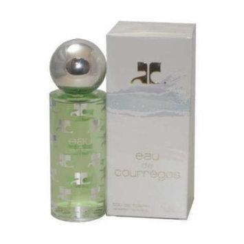 Eau De Courreges By Courreges For Women. Eau De Toilette Spray 1.7 oz