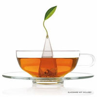 Tea Forte Warming Joy Petite Presentation Box Featuring Seasonal & Festive Tea Blends - 10 Handcrafted Pyramid Tea Infusers