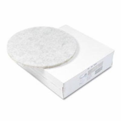 Ultra High-Speed Floor Pads, Natural Hair/Polyester, 20